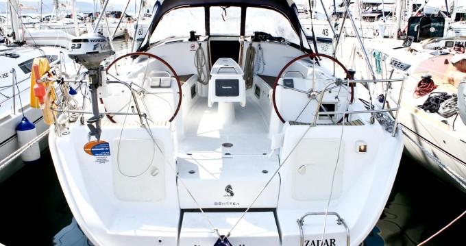 Boat rental Biograd na Moru cheap Cyclades 43.4