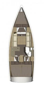 Rental yacht Biograd na Moru - Dufour Dufour 350 GL on SamBoat
