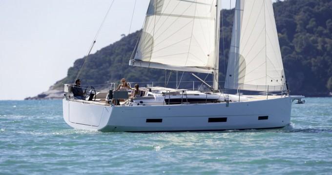 Rental yacht Biograd na Moru - Dufour Dufour 390 GL on SamBoat