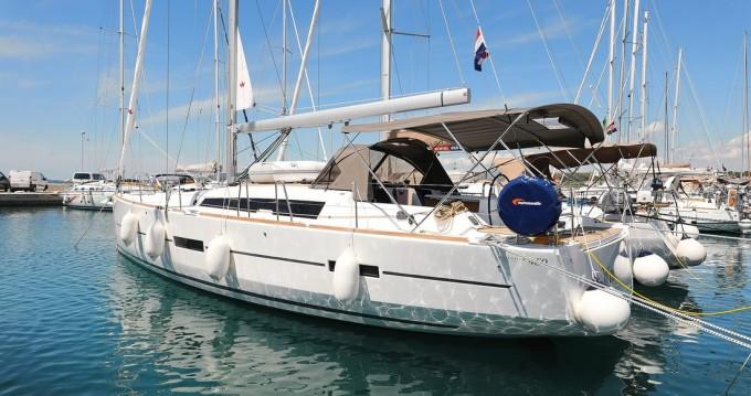Boat rental Biograd na Moru cheap Dufour 460 Grand Large
