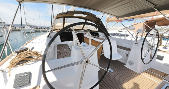 Rental yacht Biograd na Moru - Dufour Dufour 460 Grand Large on SamBoat
