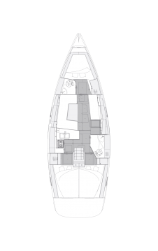 Rental yacht Pirovac - Elan Impression 40.1 on SamBoat