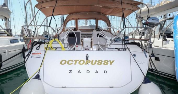 Boat rental Elan Impression 45 in Biograd na Moru on Samboat