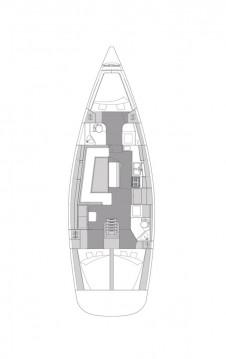 Rental Sailboat in Biograd na Moru - Elan Impression 45.1