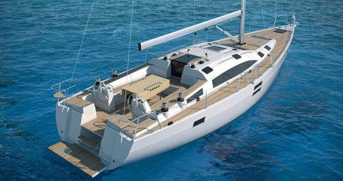 Rental yacht Biograd na Moru - Elan Impression 50.1 on SamBoat