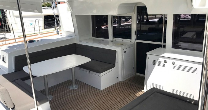 Rental Catamaran in Kaštela - Lagoon Lagoon 450 F