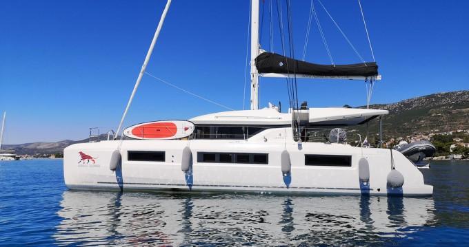 Rental yacht Kaštela - Lagoon Lagoon 50 on SamBoat