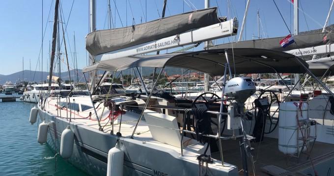 Boat rental Kaštela cheap More 55