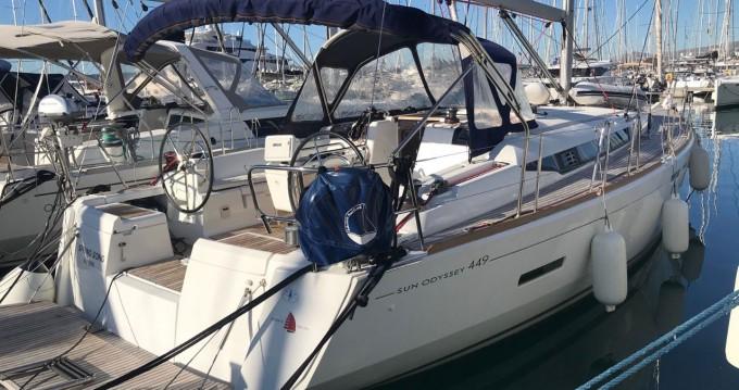 Rental yacht Kaštela - Jeanneau Sun Odyssey 449 on SamBoat