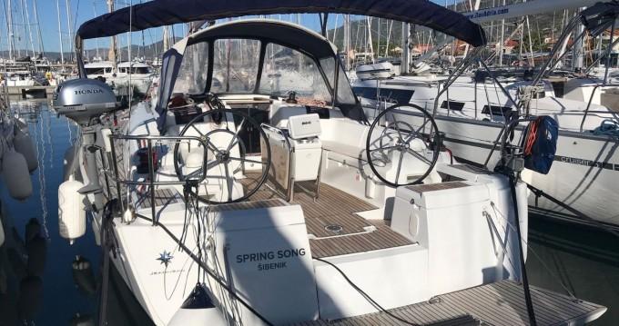 Boat rental Kaštela cheap Sun Odyssey 449