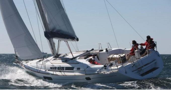Rental yacht Gouvia - Jeanneau Sun Odyssey 44i on SamBoat