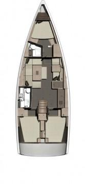 Boat rental Lefkas Egremni cheap Dufour 412 Grand Large