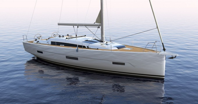 Rental yacht Gouvia - Dufour Dufour 430 GL on SamBoat