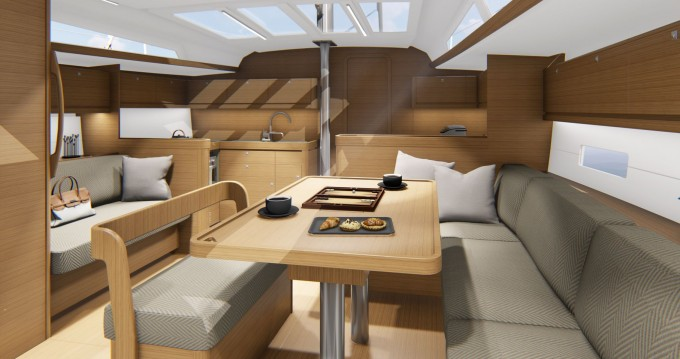 Hire Sailboat with or without skipper Dufour Gouvia