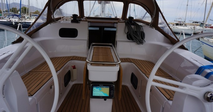 Rental Sailboat in Alimos - Elan Impression 45