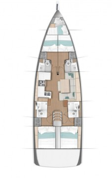 Rental Sailboat in Alimos - Jeanneau Sun Odyssey 490