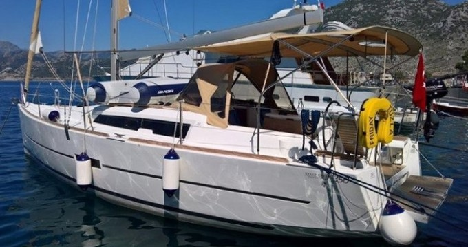 Dufour Dufour 350 GL between personal and professional Fethiye