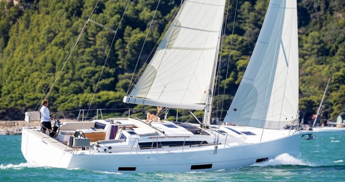 Dufour Dufour 430 GL between personal and professional Fethiye