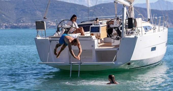 Rental yacht Fethiye - Dufour Dufour 430 GL on SamBoat
