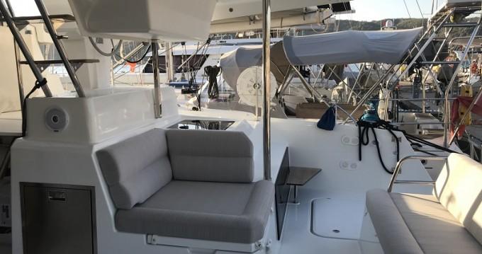 Rental Catamaran in Fethiye - Fountaine Pajot Astrea 42