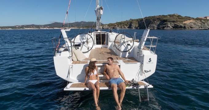 Rental yacht Fethiye - Bénéteau Oceanis 38.1 on SamBoat