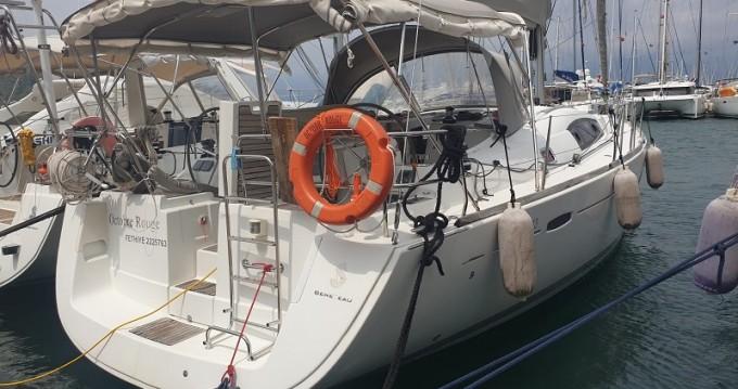 Boat rental Fethiye cheap Oceanis 43 Family - 4 cab.