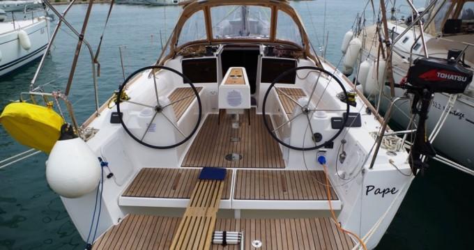 Boat rental Sukošan cheap Dufour 350 GL