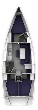 Rental Sailboat in Castellammare di Stabia - Bavaria Cruiser 41