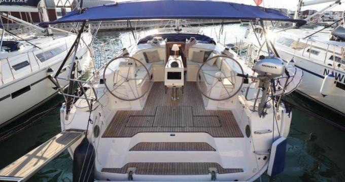 Rent a Bavaria Cruiser 46 Castellammare di Stabia