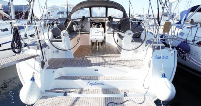 Boat rental Bavaria Cruiser 51 in Castellammare di Stabia on Samboat