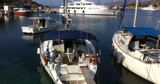 Rent a Jeanneau Sun Odyssey 52.2 Ionian Islands