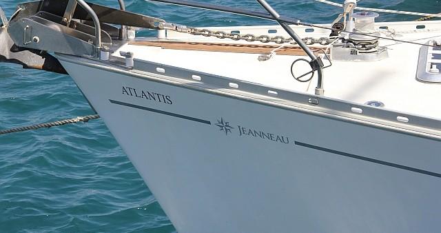 Boat rental Jeanneau Sun Odyssey 52.2 in Ionian Islands on Samboat