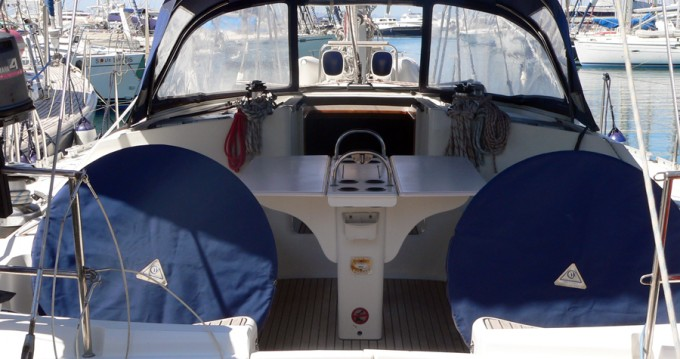 Jeanneau Sun Odyssey 52.2 between personal and professional Ionian Islands