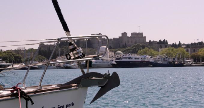 Bavaria Bavaria 46 Cruiser between personal and professional Ionian Islands