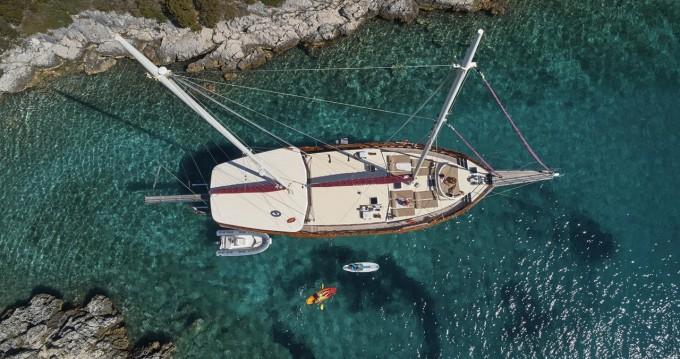 Rental Sailboat in Split - Custom Made  M/S Morning Star
