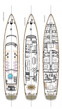 Rental Sailboat in Split - Unknown M/S Dalmatino