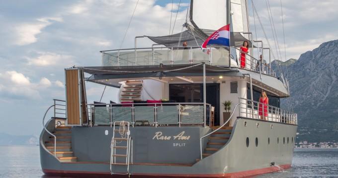 Rental Sailboat in Split - Unknown M/S Rara Avis
