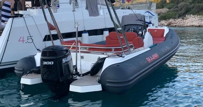 Boat rental Bsc BSC 78 Ivory in Baška Voda on Samboat