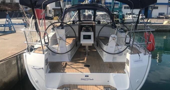 Boat rental Bavaria Cruiser 37 in Baška Voda on Samboat