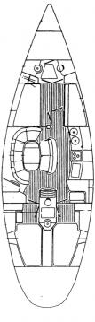 Rent a Jeanneau Sun Odyssey 47 Alimos