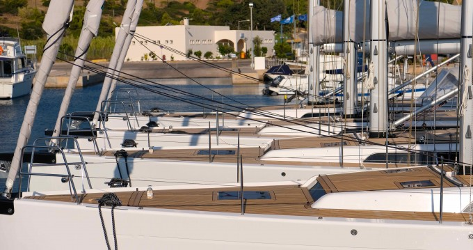 Hire Sailboat with or without skipper X-Yachts Lávrio