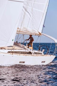 Rent a X-Yachts X4⁶ Lávrio
