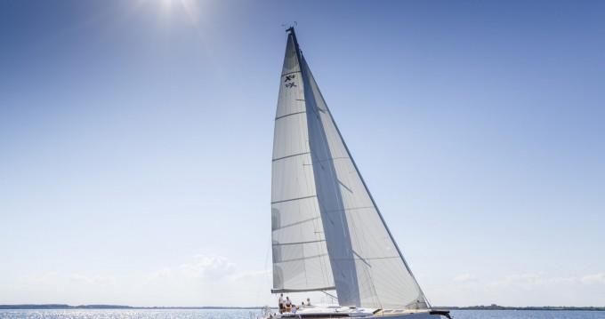 Rental yacht Lávrio - X-Yachts X4⁹ on SamBoat