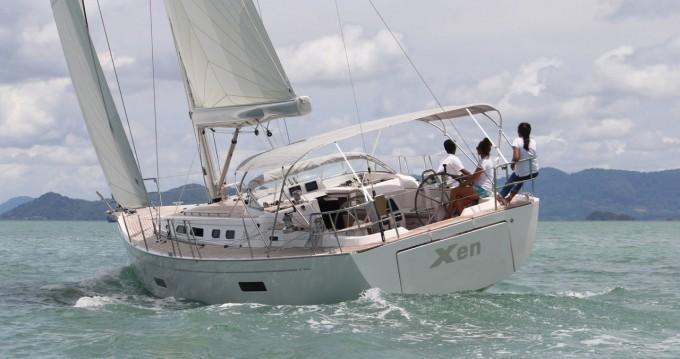 Boat rental X-Yachts Xc 45 in Lávrio on Samboat