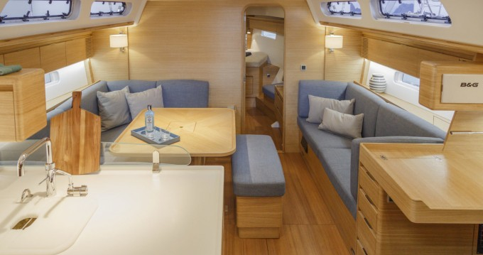 Rental yacht Lávrio - X-Yachts Xc 45 on SamBoat