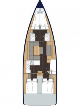 Boat rental Alimos cheap Bavaria C45 Holiday - 5 cab.