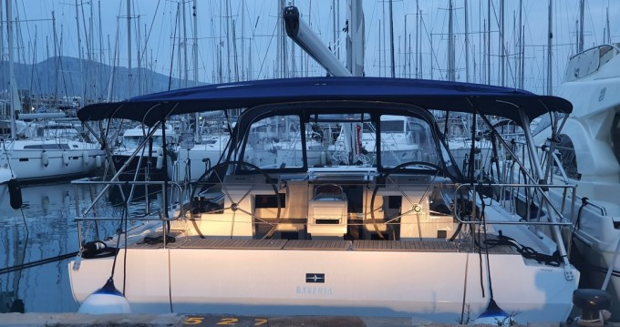 Boat rental Bavaria Bavaria C45 Holiday - 5 cab. in Alimos on Samboat