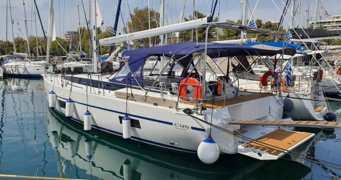Rental yacht Alimos - Bavaria Bavaria C45 Holiday - 5 cab. on SamBoat