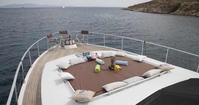 Ferretti Ferretti Yachts 58 between personal and professional Mykonos (Island)