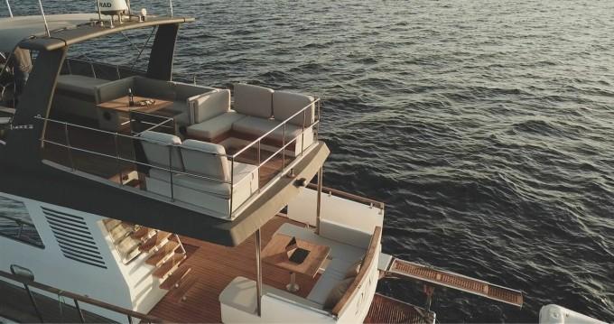 Rental Motorboat in Mykonos (Island) - Maiora-Fipa-Group Maiora Renaissance 66